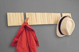 Home To Office Solutions Coat Rack Amazon Home Moda Piano Wall Mounted CoatRack with Space Saving 80