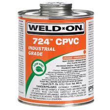 724 Cpvc Weld On