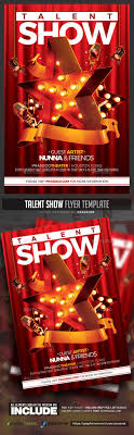 Talent Show Flyer Design Pin By Maria Alena On Flyer Talent Show Flyer Template