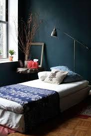 Superb Dark Blue Bedroom Design Ideas