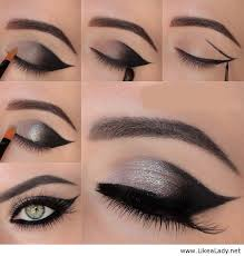 13 glamorous smoky eye makeup tutorials for stunning party night out look in 2018 hair beauty makeup eye makeup and hair makeup