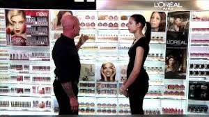 choosing a foundation can be daunting l oréal cosmetics expert collier strong makes it easy by teaching you how to find and apply the right true match