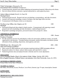 professionally written paralegal resume example personal injury resume sample paralegal resume examples