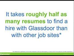 glassdoor job ads for agencies