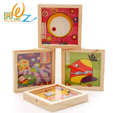 Wooden Maze Games MWZ Children Mini Wooden Puzzle Balls Balance 100d Puzzle Maze Game 95