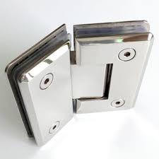 2019 135 degree glass to class shower door hinge stainless steel shower door hinges glass clamp hardware from att hardware 22 72 dhgate com