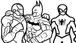 Bring iron man to life in this coloring page. 12 Best Free Printable Batman Coloring Pages For Kids
