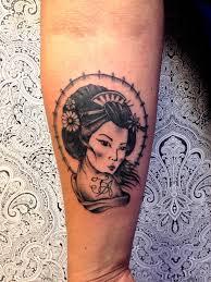Tatuaggeria Da Margot Livì Geisha Significato E Cultura Orientale