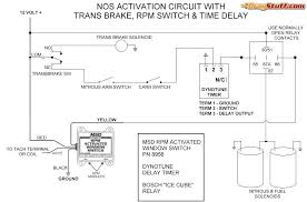 nitrous wiring diagram malochicolove com nitrous wiring diagram single stage nos system interrupt no relay window switch and delay timer