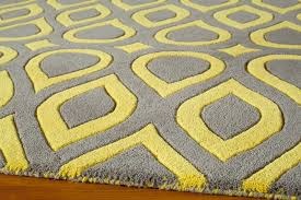 rug yellow and grey. bold design yellow and grey rug innovative decoration bathroom stylish area cievi home gray prepare