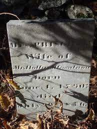 Priscilla Mann Goodnow (1790-1836) - Find A Grave Memorial
