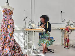 Vlisco Clothing Designs Vlisco Fashion Fund Winners Visit The Netherlands For Master
