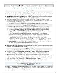Clinical Officer Sample Resume Cool Chief Medical Officer Sample Resume Executive Resume Writer For