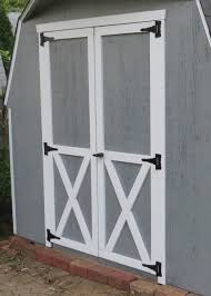 wooden shed replacement doors