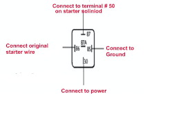 5 prong relay wiring diagram 5 post relay wiring diagram 5 image wiring diagram wiring for a 4 or 5 pin