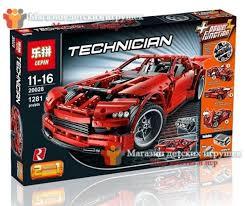 <b>Конструктор Lepin 20028</b> - аналог Lego 8070 Technic ...
