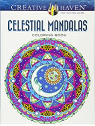 Small Picture Mystical Mandala Coloring Book Dover Design Coloring Books