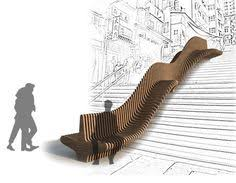 urban furniture designs. urban adapter rockerlange architects great solution for long stairs furniture designs t