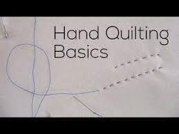 Hand Quilting Basics | Hand quilting, Tutorials and Youtube & Hand quilting techniques for beginners (on perle cotton) | Sarah Fielke  Craftsy Quilting Tutorial Adamdwight.com