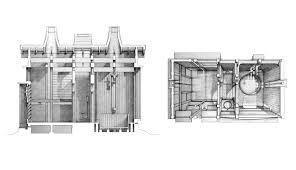 architectural drawings. Courtesy Of TAKASAKI Architects Architectural Drawings