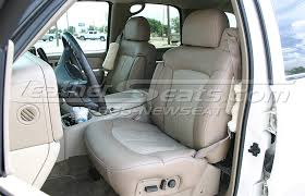 chevrolet tahoe leather interiors chevy tahoe leather seats