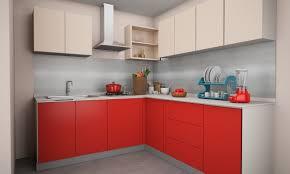 modular kitchen design for small kitchen in india lovely jamie l shaped kitchen creativ