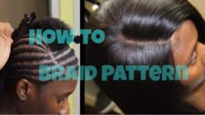 Braid Pattern For Closure Unique Sew In Archives Page 48 Of 48 Black Hair Information