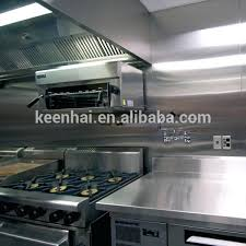 Stainless Steel Wall Panels Kitchen Commercial Images Restaurant