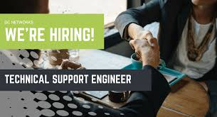 Technical Engineer Job Description Were Hiring A Technical Support Engineer Dc Networks