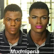 mud nigeria man makeup bellanaija feb 2016