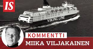 In 1993, the new ferry company estline bought the viking sally and renamed her estonia, after the european country. Kommentti Kuka On Viking Sallyn Murhaajaksi Epailty Mies Kotimaa Ilta Sanomat