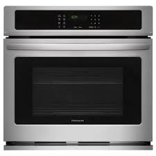 frigidaire 30 4 6 cu ft self clean single wall oven