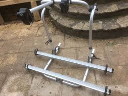 thule sport g2 short twin bike rack for rear wall mount on a caravan or motorhome in bournville west midlands gumtree