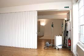 Image of: Sliding Room Divider Partitions