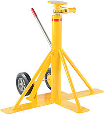 Vestil BFSJ-2748 Big Foot Trailer Jack Stand For Sale