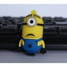 deable me minions one eye sad face minion cartoon 8gb usb flash