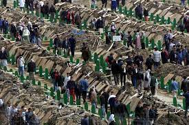 Pin on Srebrenica massacre