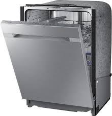 samsung waterwall 24 top control tall tub built in dishwasher silver dw80m9550us best