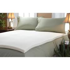 foam mattress pad. 1 1/2 Inch Memory Foam Mattress Topper Pad
