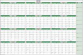 yearly printable calendar 2018 printable calendar 2018 yearly calendar download january 2018