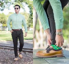 Light Grey Trousers Brown Shoes Outfit Ideas For Men What To Wear With Grey Pants Outfit