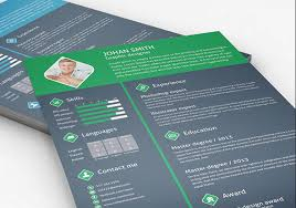 free resume template design 20 free resume design templates for web designers elegant themes blog