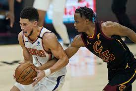 Cavs in overtime loss to Suns