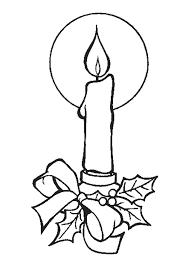 Pag 2 Kaarsen Kleurplaten