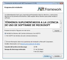 net framework 3 5 sp1 télécharger