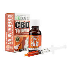 King Kalm Cbd Oil For Dogs Cats 150mg