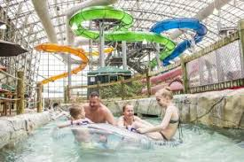 indoor pool with waterslide. Pump House Family Indoor Pool With Waterslide