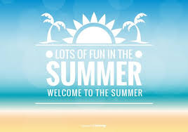 summer background typographic summer background download free vector art stock