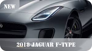 2018 jaguar line up. contemporary jaguar jaguar refreshes the 2018 f type lineup with jaguar line up
