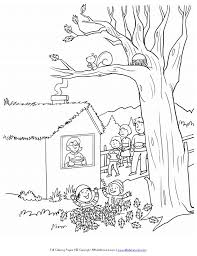 fall coloring pages printable. Beautiful Fall To Fall Coloring Pages Printable G